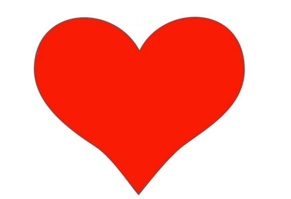 Como desenhar um coração perfeito em 3 passos
