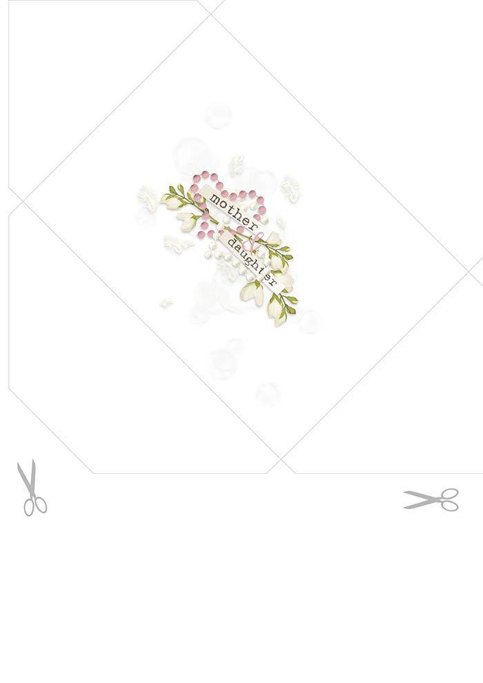 Envelope - Dia das Maes