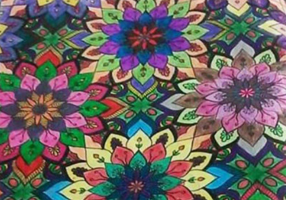 colorindo para sempre