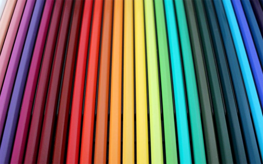 Como misturar cores para colorir desenhos