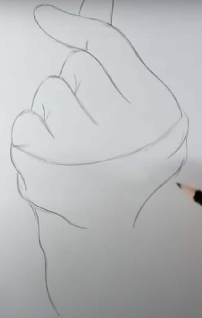 desenho tumblr para desenhar passo 8