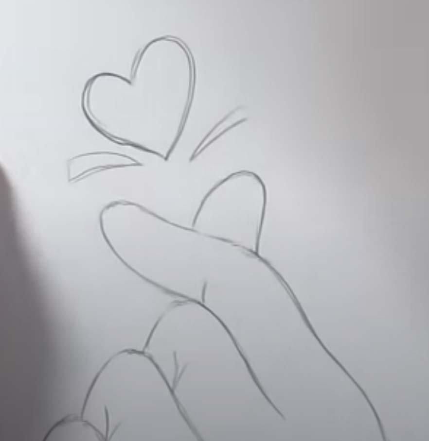desenho tumblr para desenhar passo 9