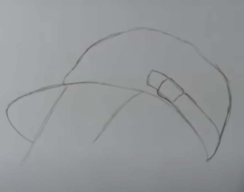 como desenhar menina tumblr passo 4