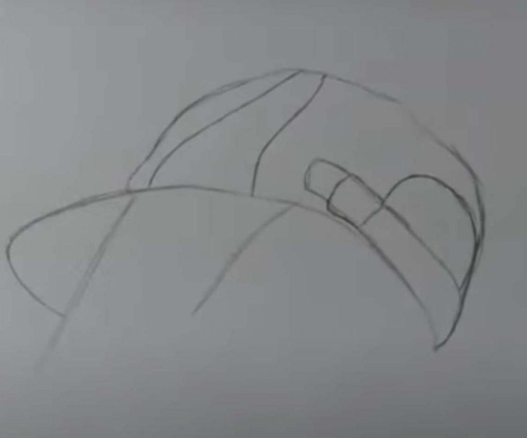 como desenhar menina tumblr passo 6