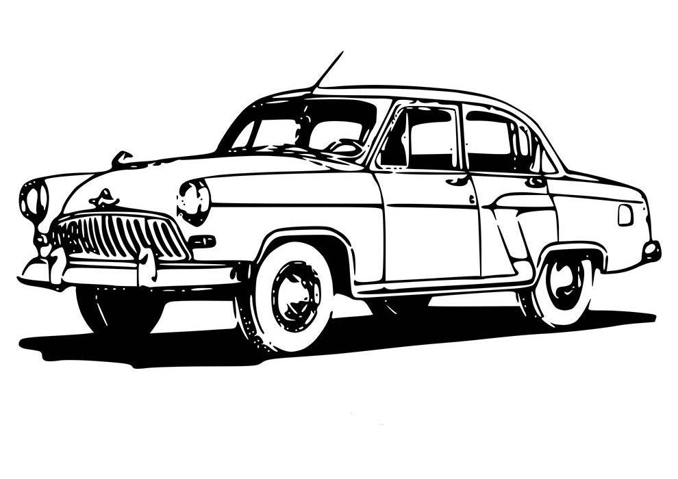 30 Desenhos De Carros Para Imprimir E Colorir Desenhos Para Colorir