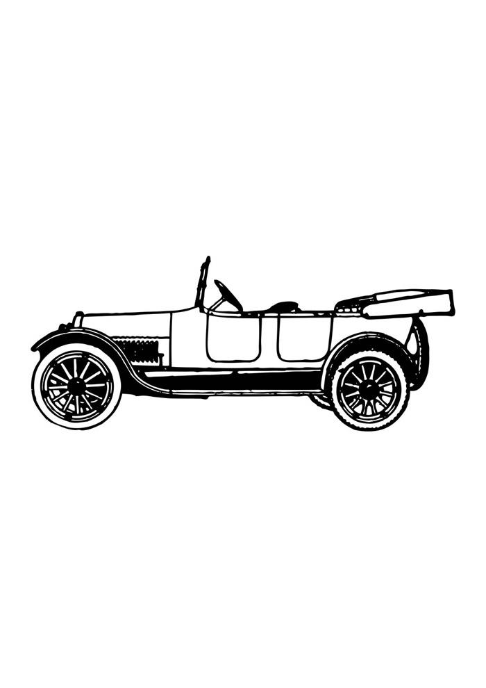 carros para colorir 20