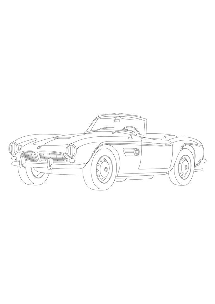 carros para colorir 24