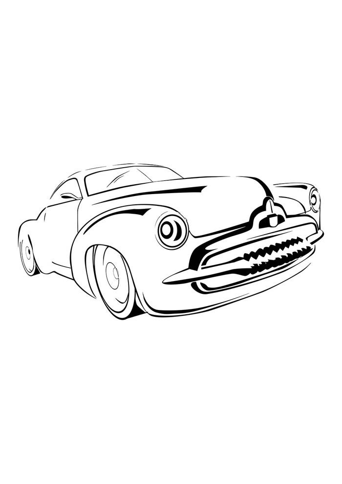 carros para colorir 31