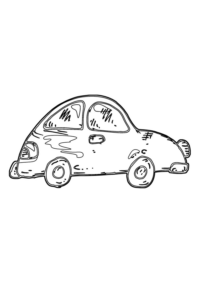 carros para colorir 39