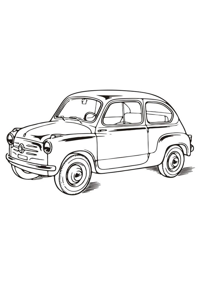 carros para colorir 42