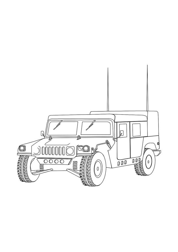carros para colorir 43
