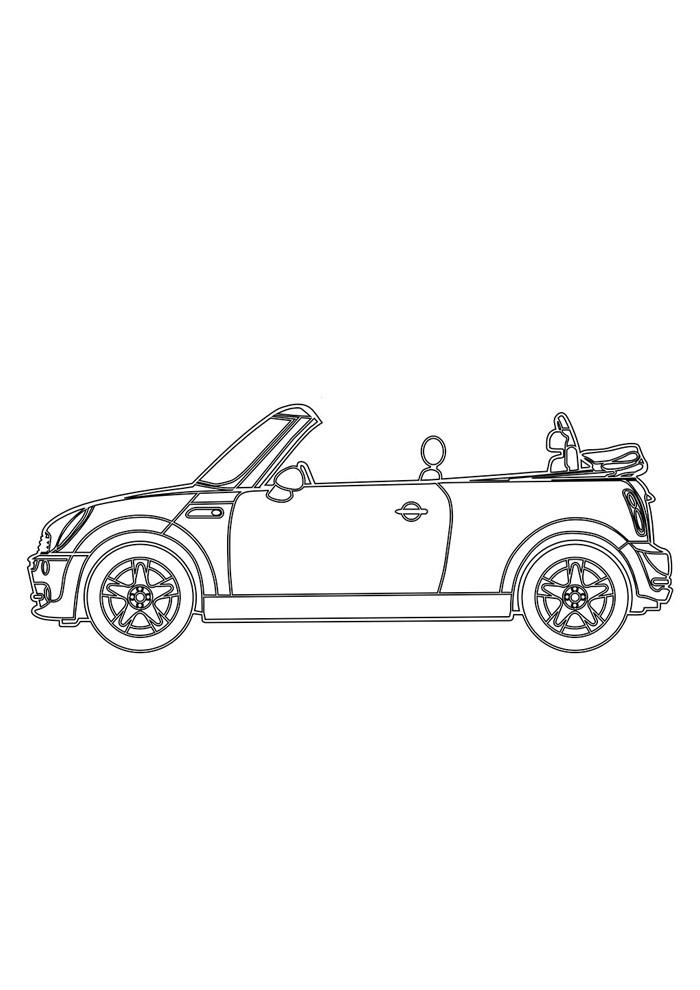 carros para colorir 44