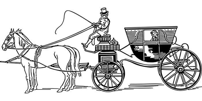 Cavalos para imprimir e colorir