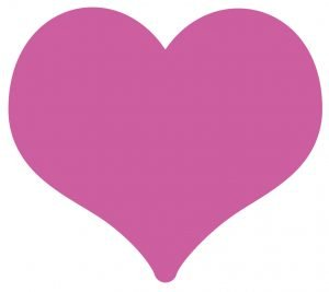 coracao emoji rosa significado