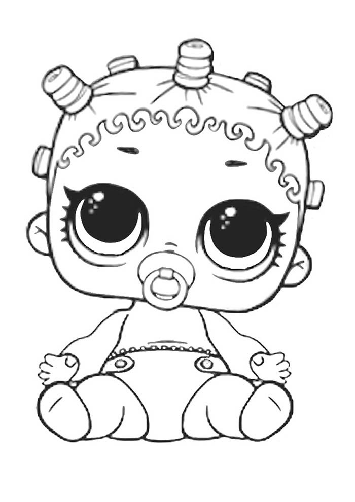desenho de lol para colorir