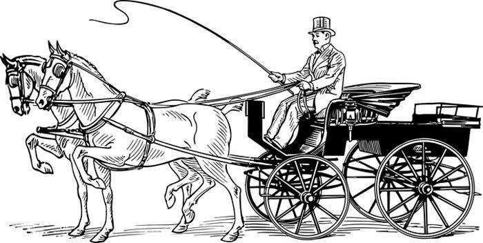 Desenhos para colorir e imprimir cavalos