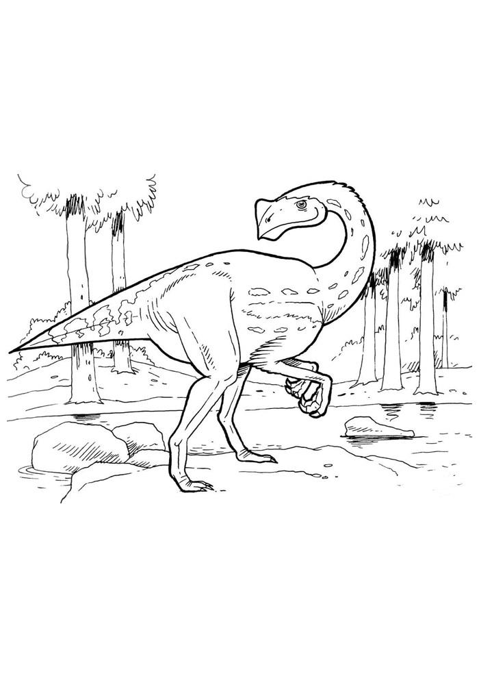 dinossauro para colorir 59