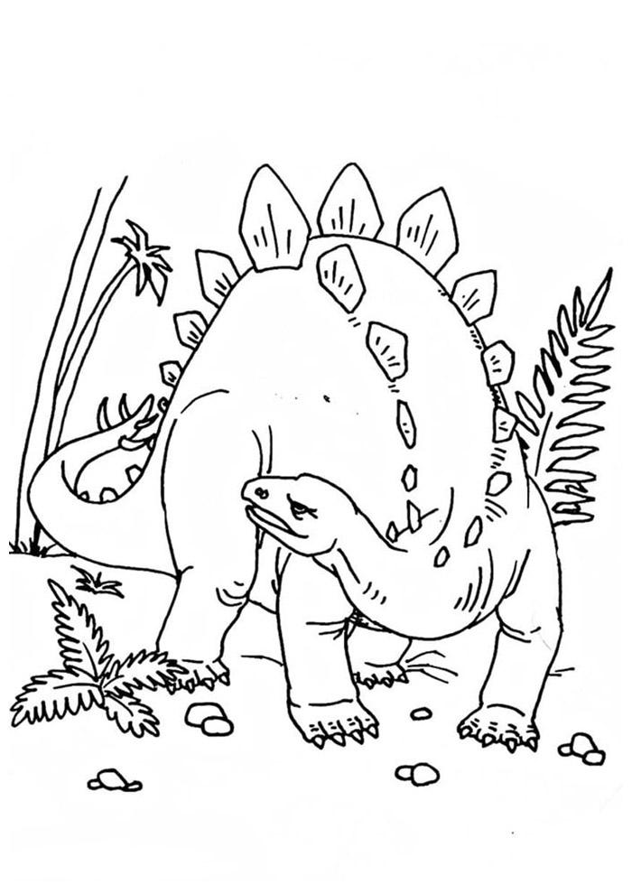 dinossauro para colorir 65