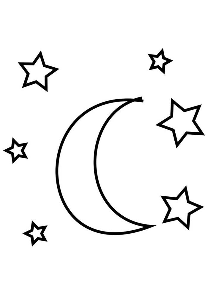 estrela para colorir 43