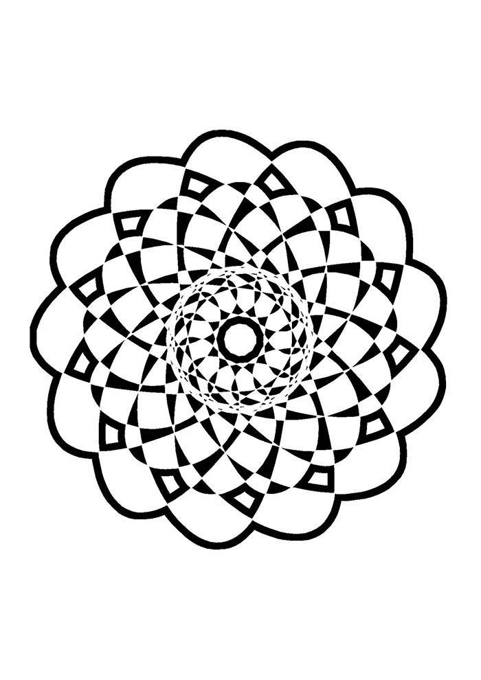 figura de mandala