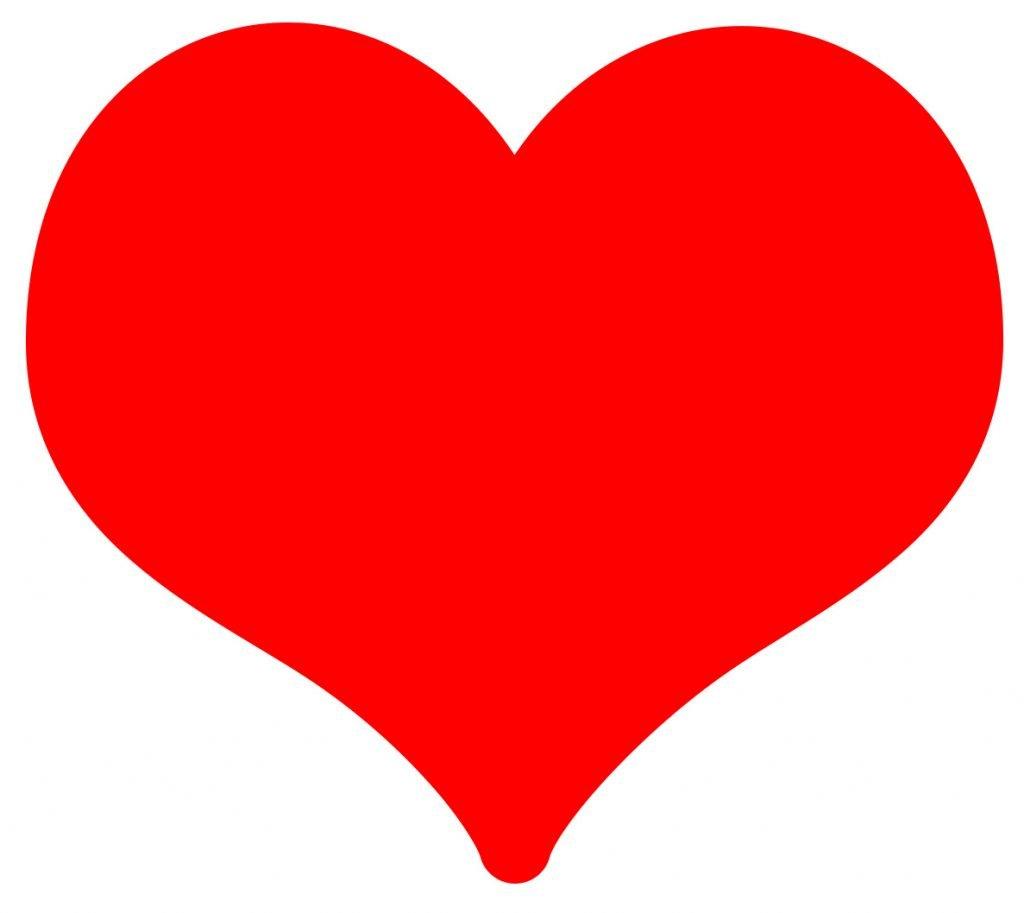 significado emoji coracao vermelho