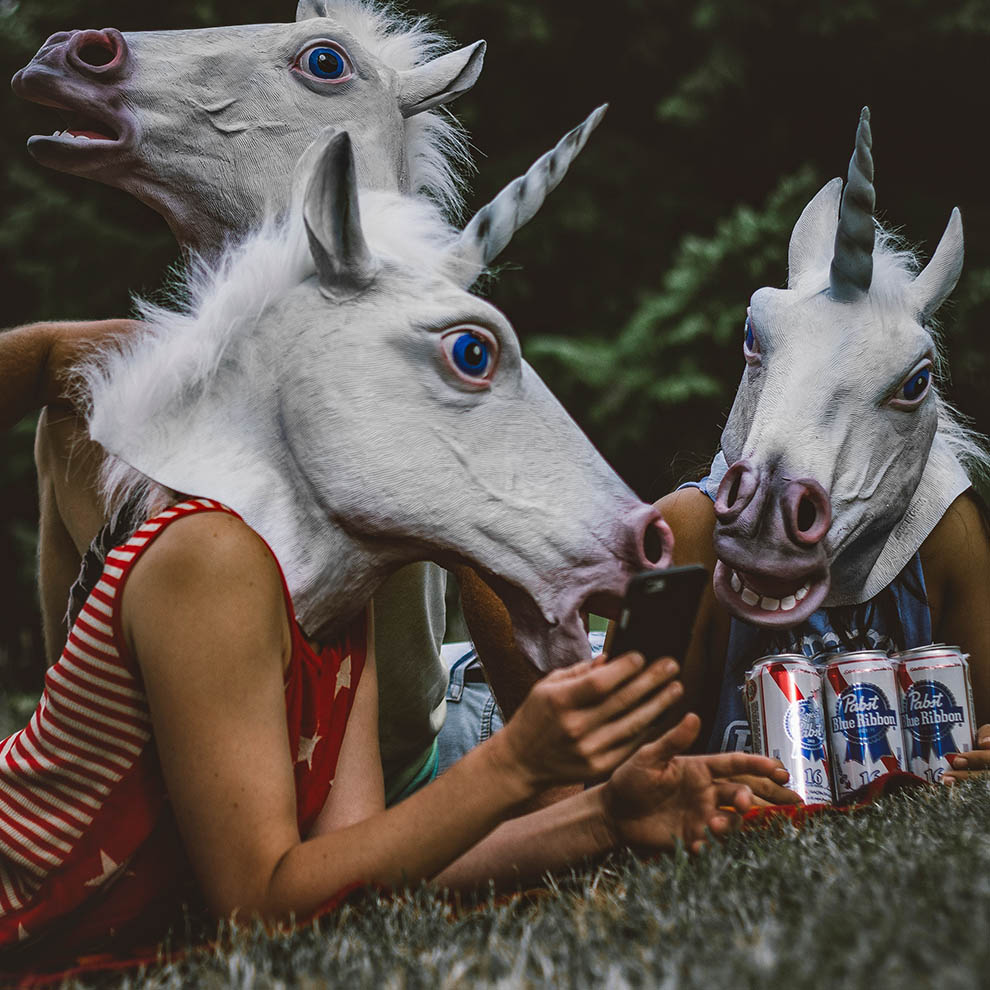 unicornios tumblr