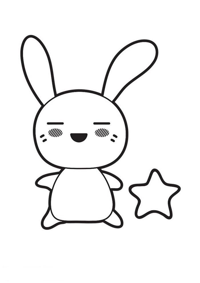 desenho kawaii gato