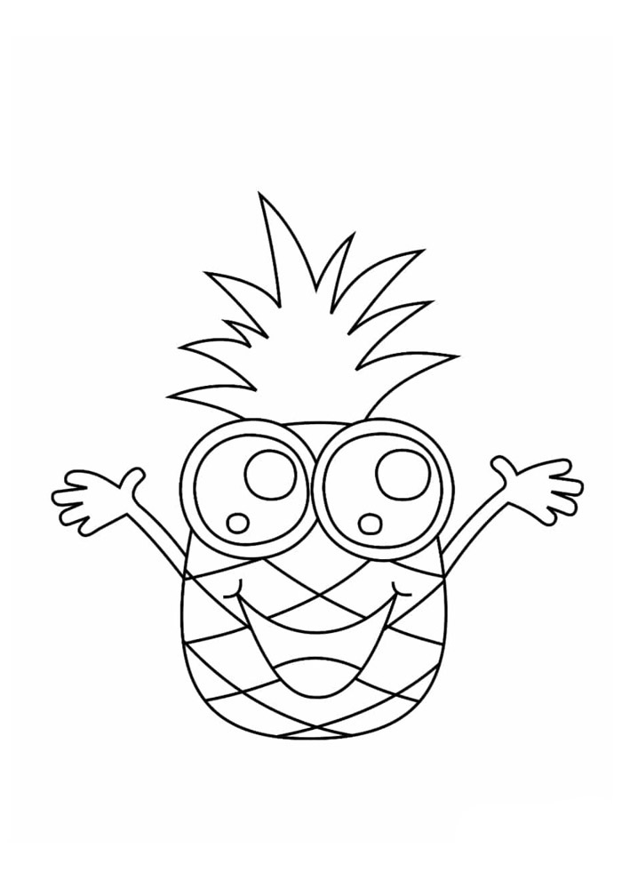 desenho kawaii para colorir 24