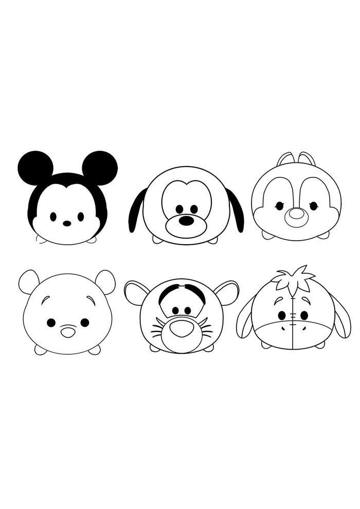 desenho kawaii para colorir 30