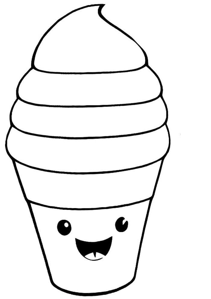 desenho kawaii para desenhar
