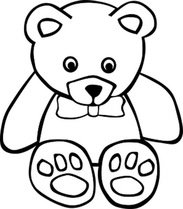 desenho urso