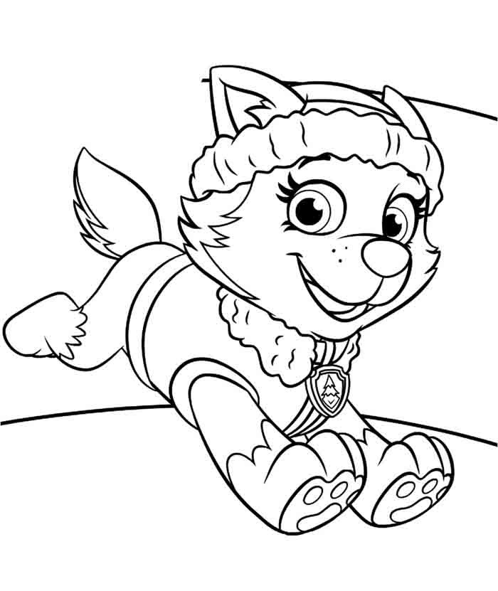 desenhos para imprimir patrulha canina
