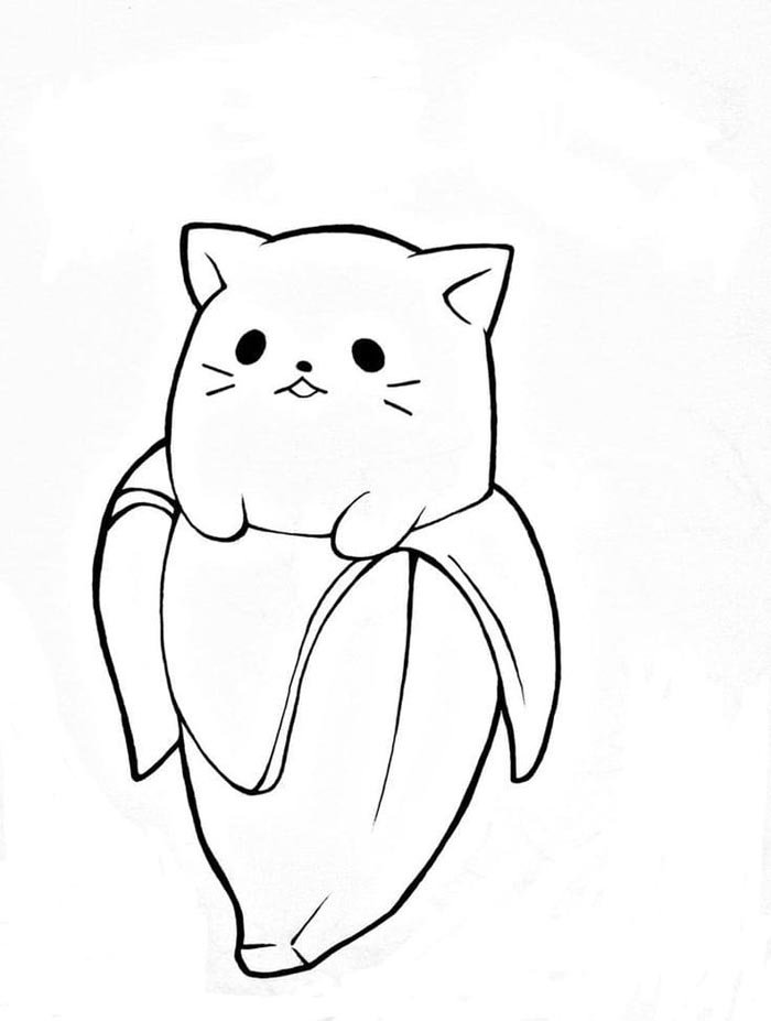 imagem de desenho kawaii