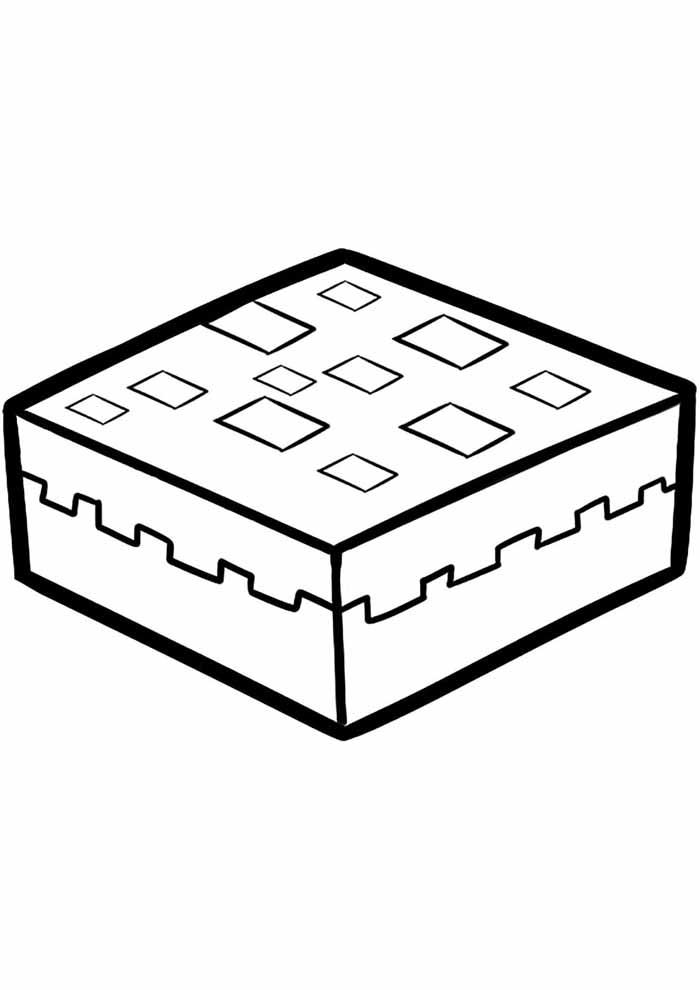 minecraft para colorir 70