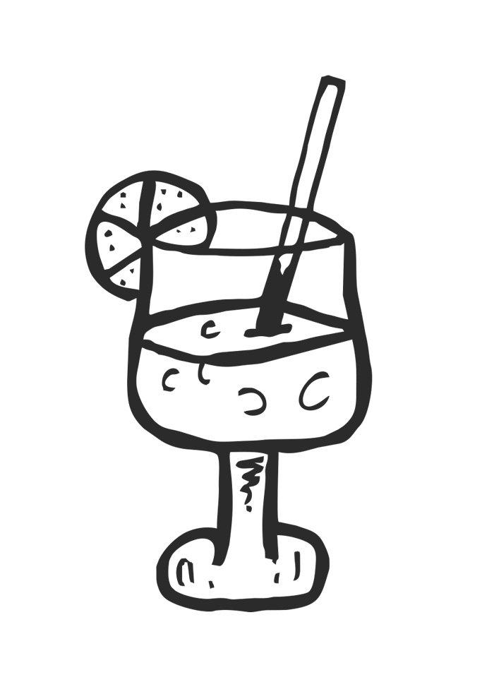 copo de suco