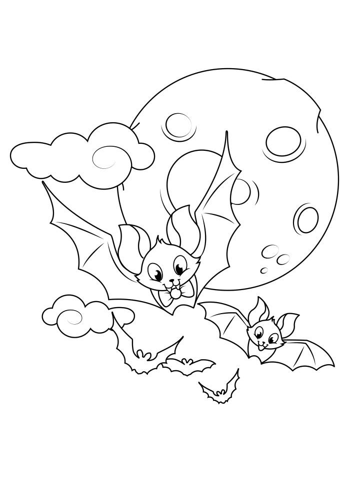 halloween para colorir 6