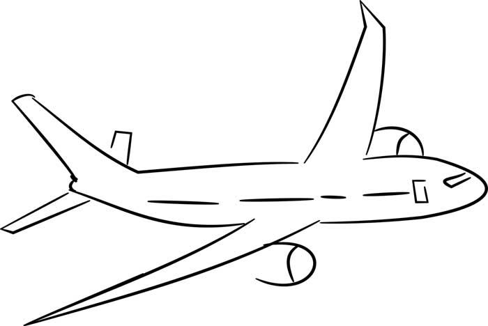 25 Desenhos De Avioes Para Imprimir E Colorir Desenhos Para Colorir