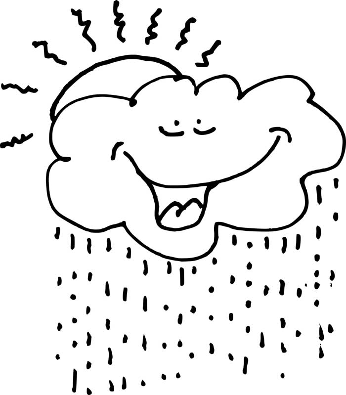 desenho de nuvem 3