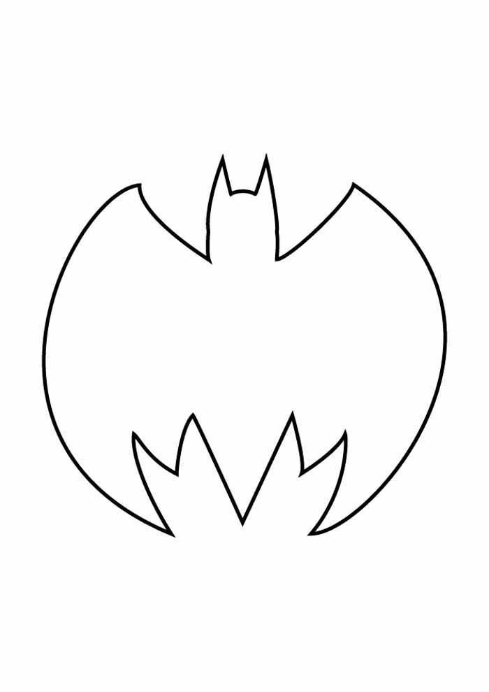 batman para colorir16