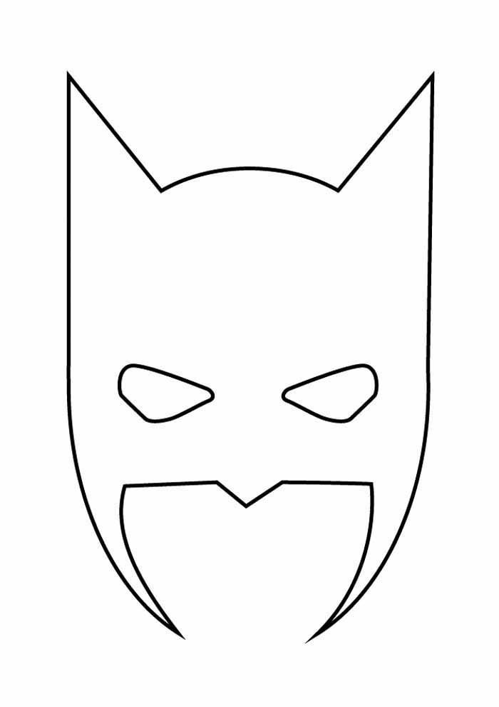batman para colorir20