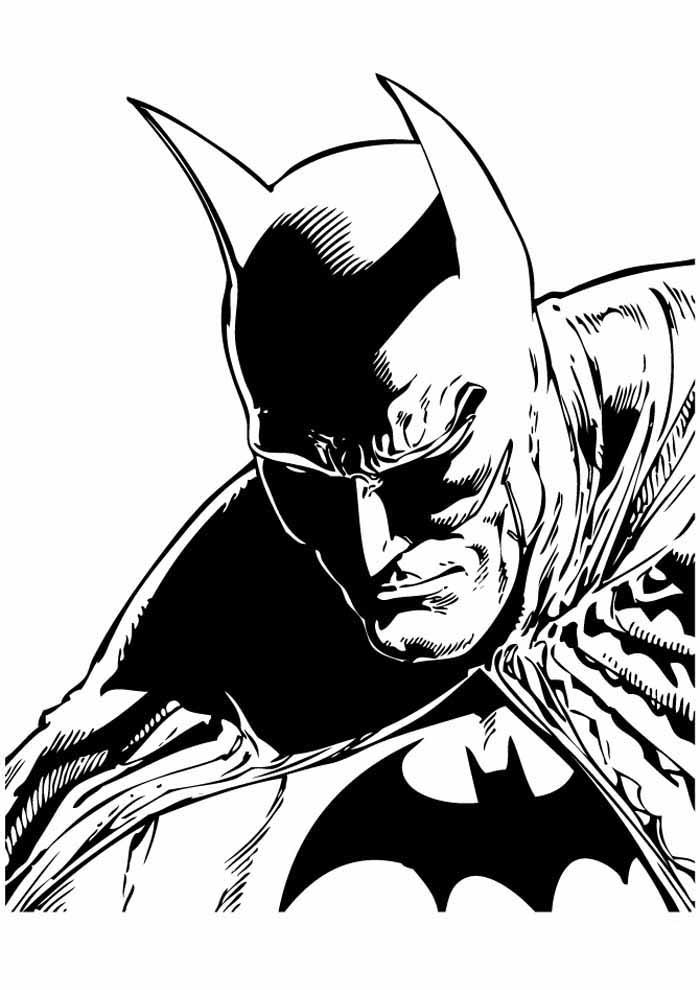 batman para colorir28