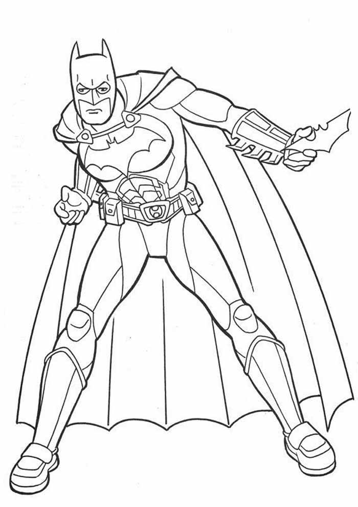 batman para colorir4