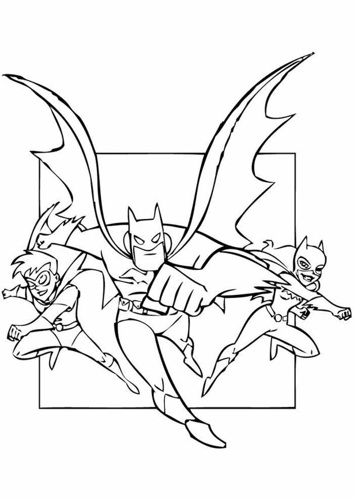 batman para colorir5