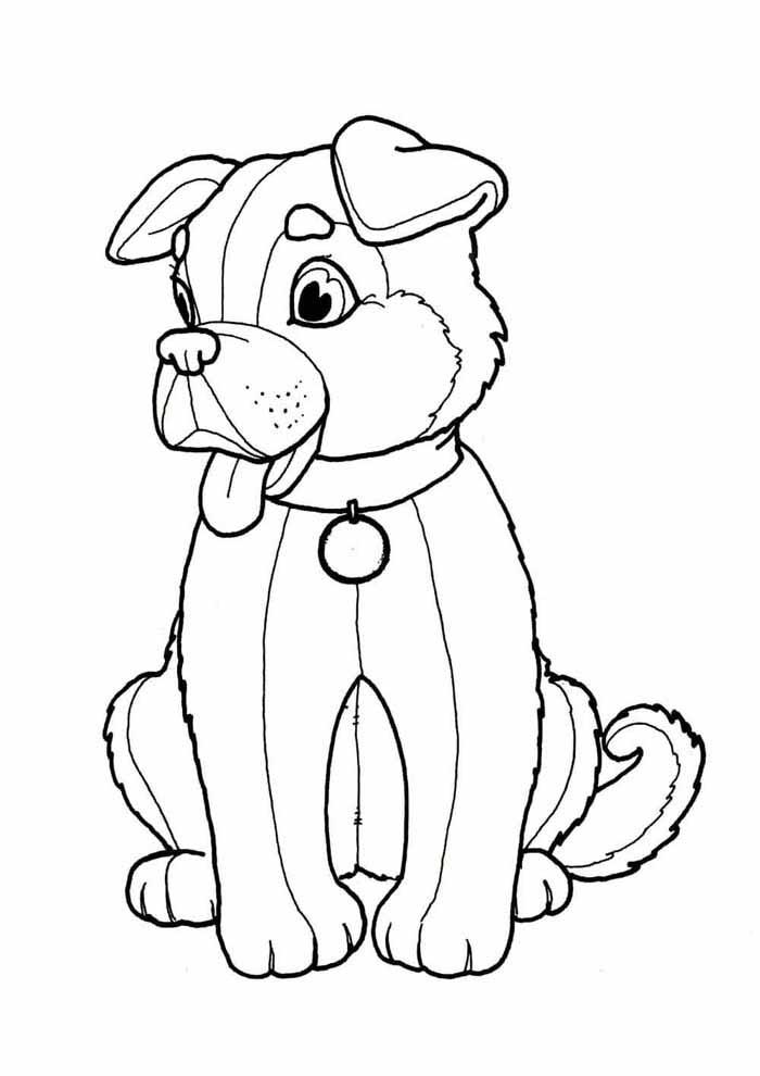 cachorro-para-colorir-grande
