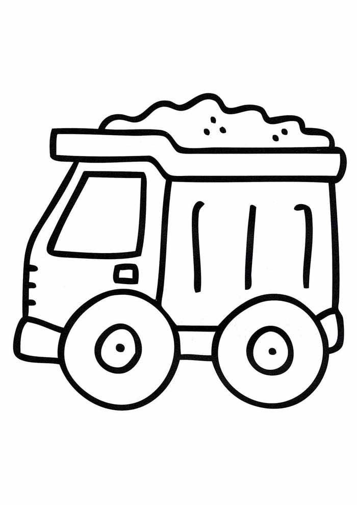 desenho-infantil-para-colorir-caminhao-de-areia