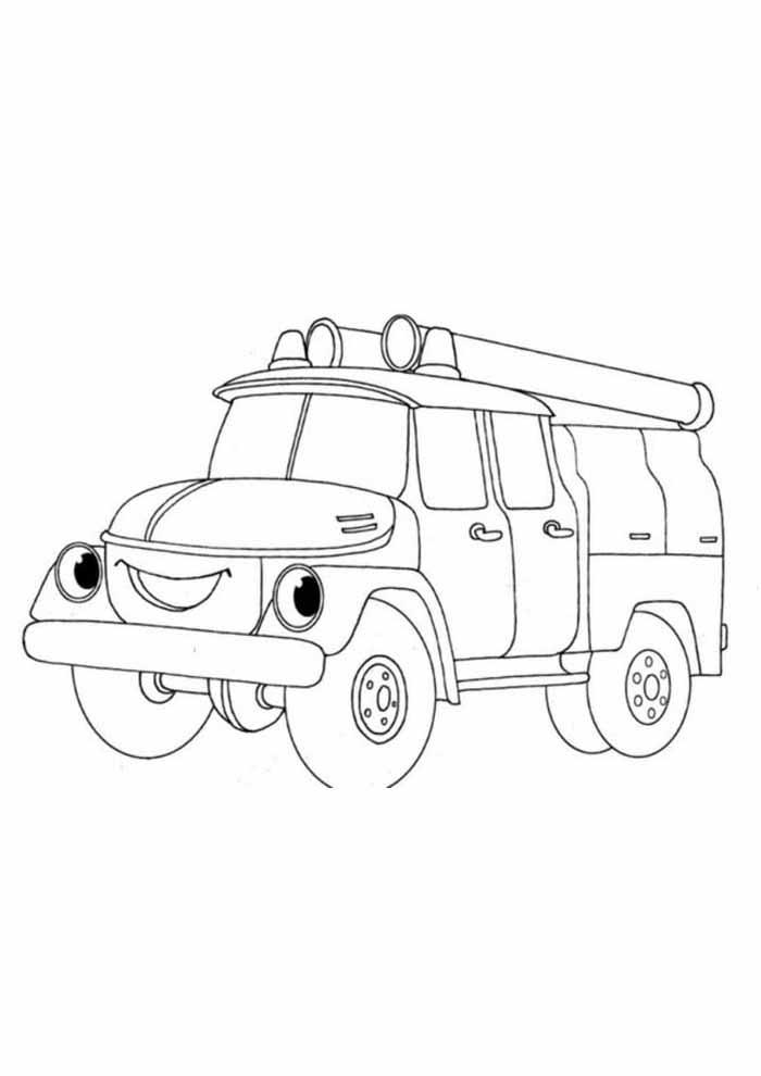 desenho-infantil-para-colorir-carro-de-bombeiro