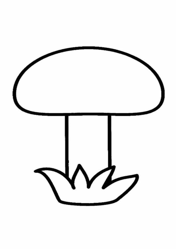 desenho-infantil-para-colorir-cogumelo