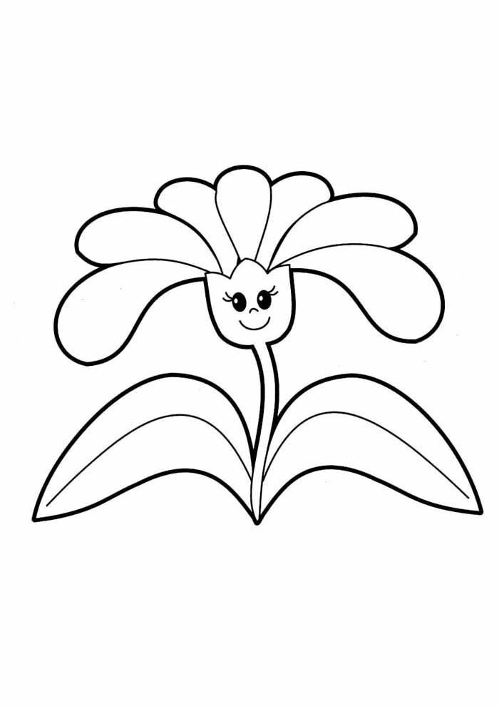 desenho-infantil-para-colorir-margarida