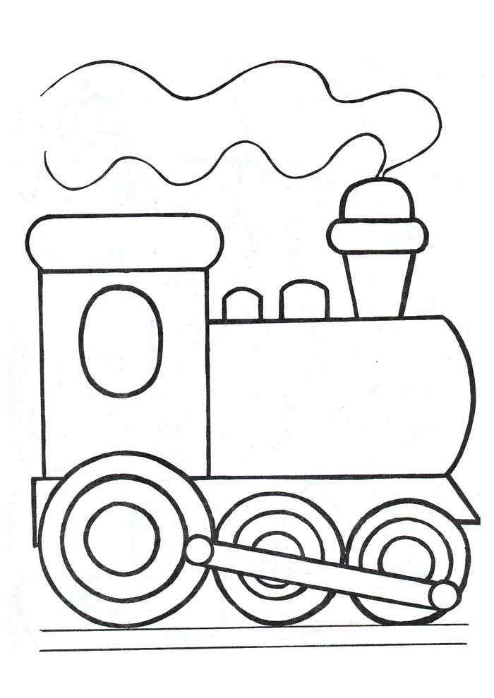 desenho-infantil-para-colorir-trem-grande