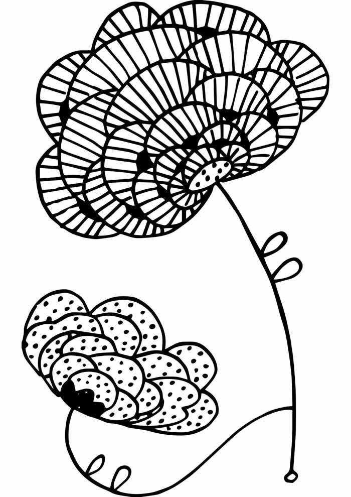 flores-para-colorir-conjunto